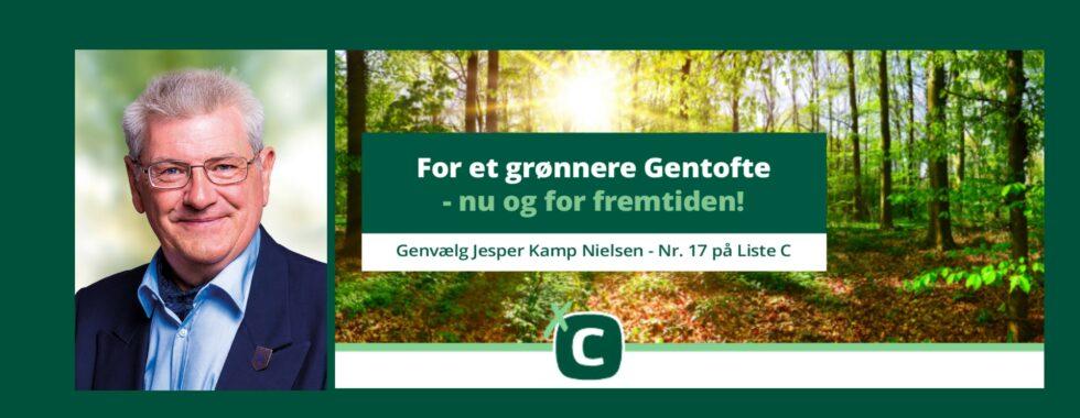 For genvalg af Jesper Kamp Nielsen